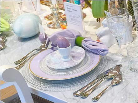 Easter Table Setting 3