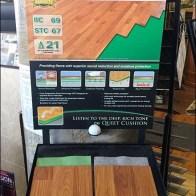 Golf Ball Sounding Board Freestanding 1