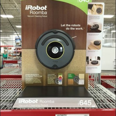 iRobot Roomba Floor Surface POP 1