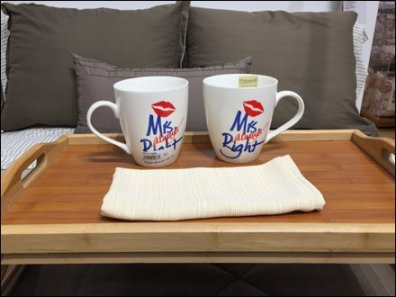 JCPenny Coffee In Bed Merchandising 2