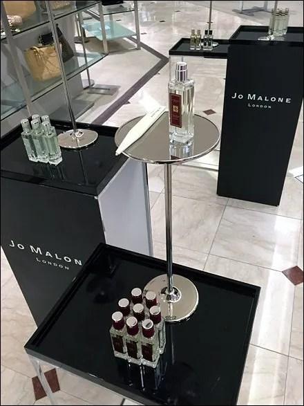 Jo Malone Pedestal Branding main