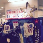 Macy's® American Icon in Wood