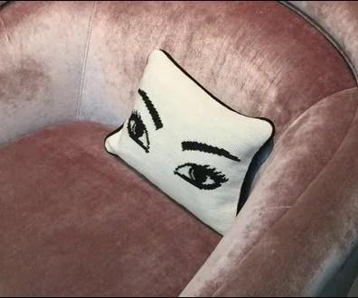 Made You Look Pillow 2