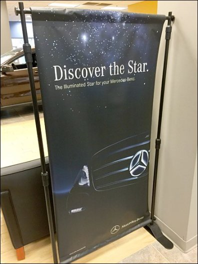 Mercedes Discover The Star 2