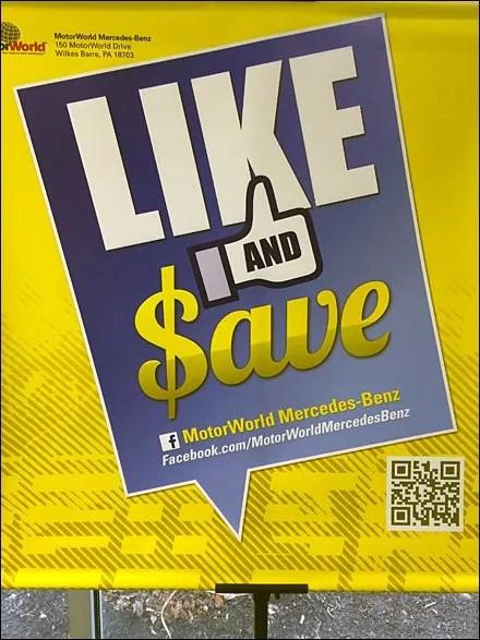 Like Mercedes Online for Savings