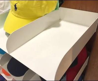 Polo Divided Cap Trays 3