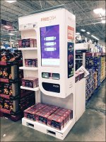 Sam's Club FreeOSK Automated Kiosk