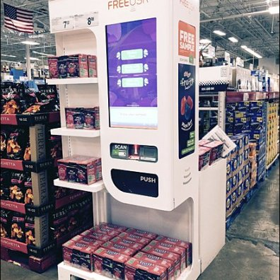 Sam's Club FreeOSK Sampler Aux
