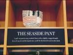 Seaside Pants Seasonal Branding Aux