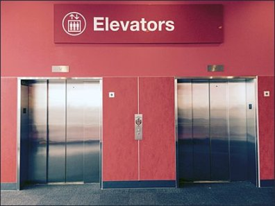 Target Elevators Well Branded