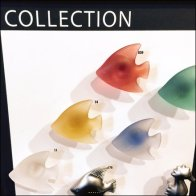 Drawer Pull Color Collectuion Numbered Sq
