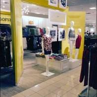 Liz Claiborn Store-In-Store Doors Open