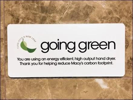 Macys Brands Xlerator Green