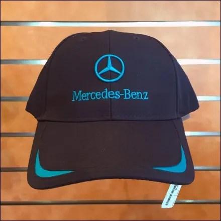 Mercedes Benz Cap Main