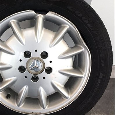 Mercedes Wheel Protection Prop 3