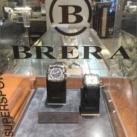 Brera Branded Watch Exploded