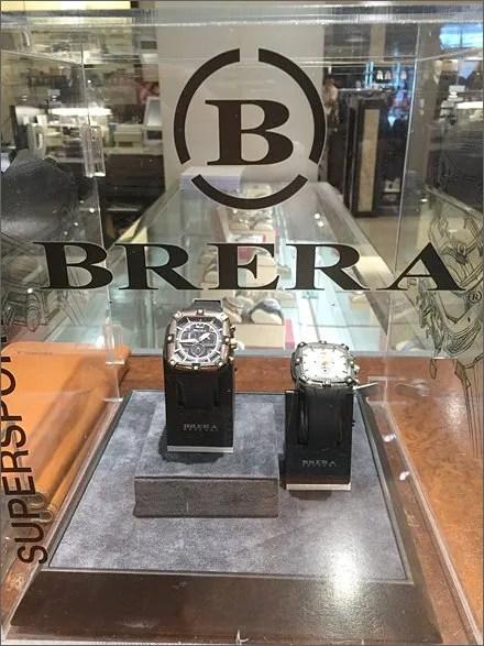 Brera Branded Watch Exploded