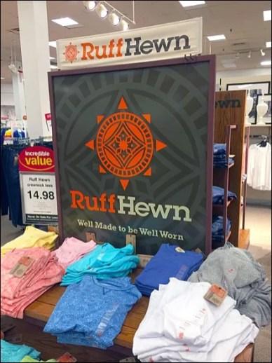 Ruff Hewn Canvas Banner
