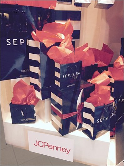 Sephora Cross Brands With JCPenney