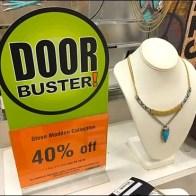 Steve Madden Door Buster Overview