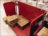 Walled Transport Cart At Target
