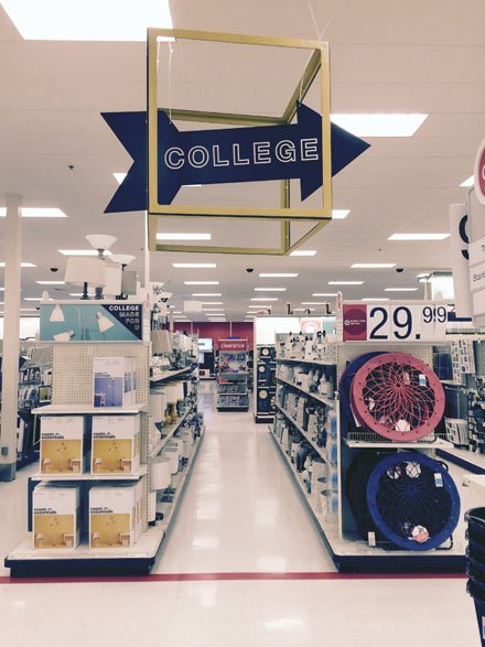 This Way to College Back-to-School