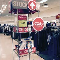 Bon-Ton Hanes Stock Up 2