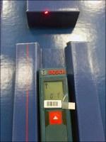 Bosch 50 ft Laser Try-Me