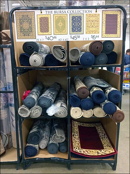 How to Merchandise Oriental Rugs