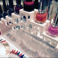 Christian Louboutin Molded Display Details