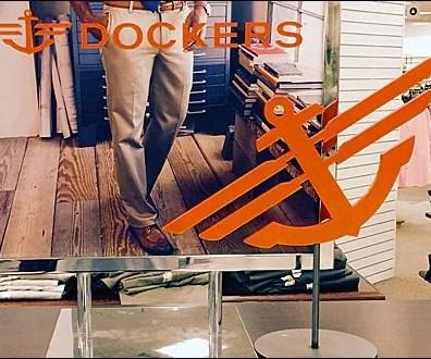 Dockers Flying Anchor Brand Redux