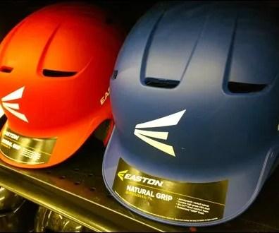 Easton Baseball Helmet Lineup 2