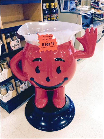Kool Aid High-Four as High-Five