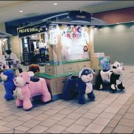 Mall Zoo Ride Kiosk 1