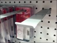UtiliTech® Metal Plate Butterfly Hooks 2