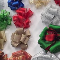 Christmas Ribbon & Bow Preseason Sale 3