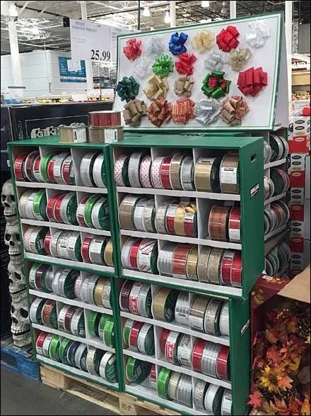 Christmas Ribbon & Bow Pre Season Sale