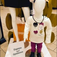 Cross Merchandising Express & Gymboree 2