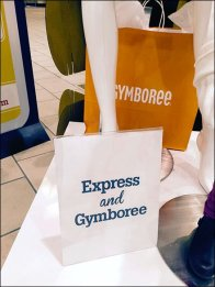 Cross Merchandising Express & Gymboree 3