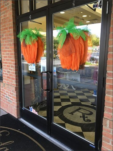 Pharmacy's Prescription for Pumpkins