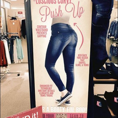 Sexist Merchandising Themes in Retail