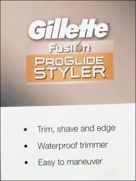 Gillete® ProGlide In-Motion Retail Demo 2