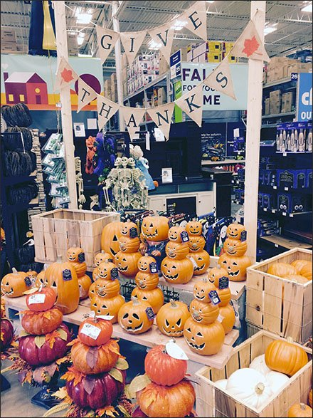 Thanks for Halloween