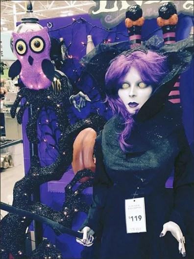 Halloween Haunted Living 3