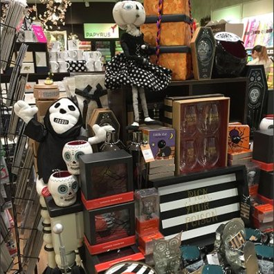 Halloween Merchandising Without a Plan