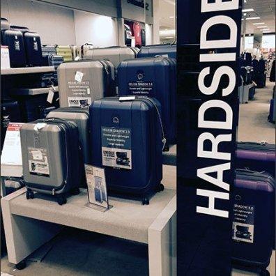 Hardside Fails to Promote Brand