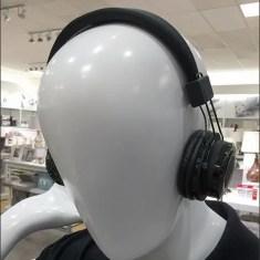 True-to-Life Headphoned Traveler