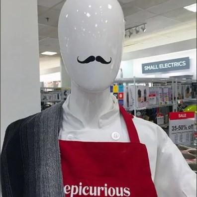 JCPenney Epicurious Moustache 3