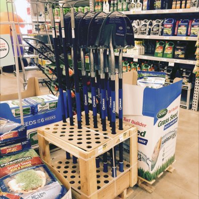 Kobalt® Rakes Outsell Shovels 4-To-1
