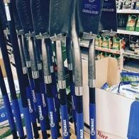 Kobalt Branded Shovels and Rakes 3